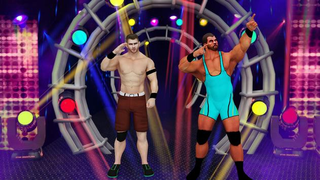Tag Team Wrestling Game 2020: Cage Ring Fighting screenshot 1