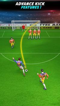 Football Kicks Strike Score: Soccer Games Hero poster