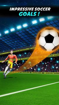 Football Kicks Strike Score: Soccer Games Hero screenshot 5