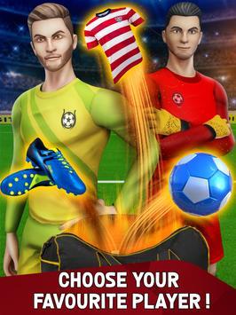Football Kicks Strike Score: Soccer Games Hero screenshot 8