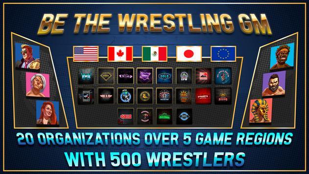 Wrestling GM Cartaz