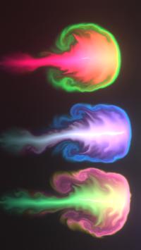 Fluid Simulation - Trippy Sandbox Experience poster