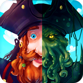Pirate Henry Four Fingers. Clicker games icon