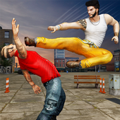 Street Gangster Vendetta: PRO Karate Fighting Game icon