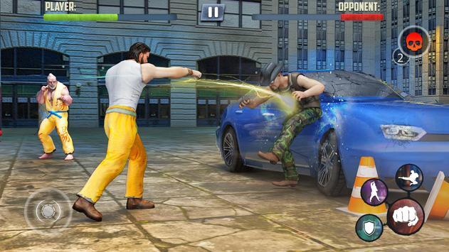 Street Gangster Vendetta: PRO Karate Fighting Game poster