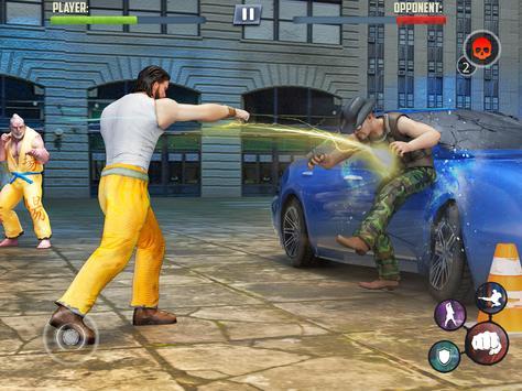 Street Gangster Vendetta: PRO Karate Fighting Game screenshot 12