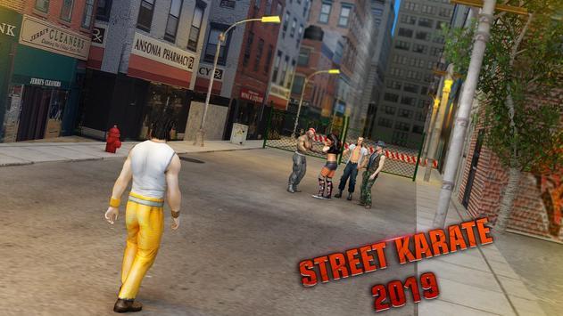 Street Gangster Vendetta: PRO Karate Fighting Game screenshot 2