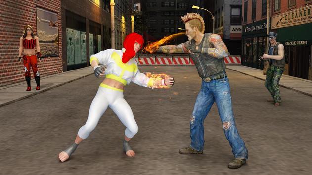 Street Gangster Vendetta: PRO Karate Fighting Game screenshot 5