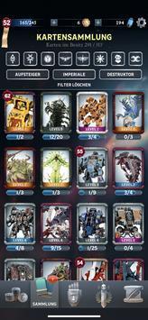 Warhammer Combat Cards - 40K Edition Screenshot 4
