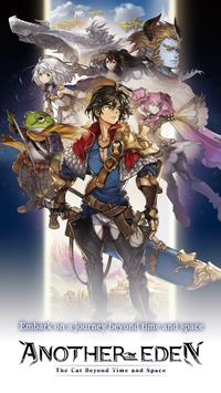 ANOTHER EDEN poster