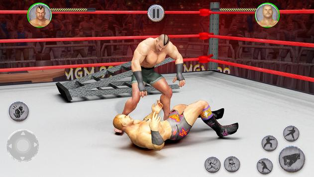 Tag Team Wrestling Superstars Fight: Hell In Cell screenshot 1