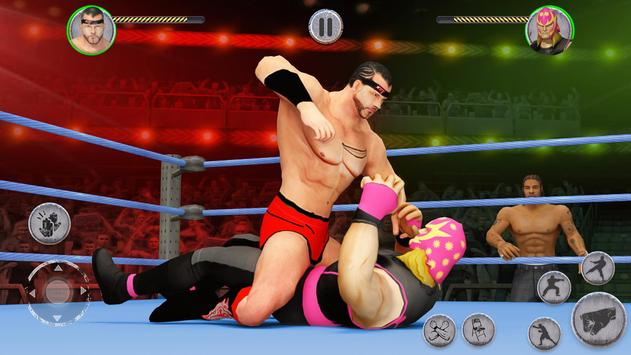Tag Team Wrestling Superstars Fight: Hell In Cell screenshot 2