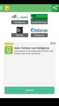 Ganar Dinero Por Internet screenshot 2