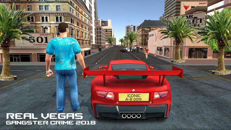 Download Real Vegas Gangster Crime 2018 - Gangster City 3D