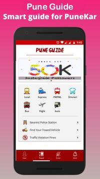 Pune Guide poster