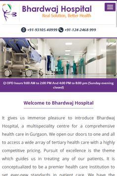 Bhardwaj Hospital poster