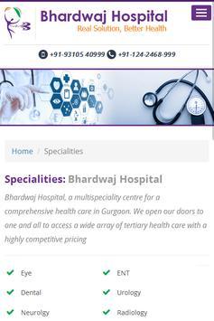 Bhardwaj Hospital screenshot 1