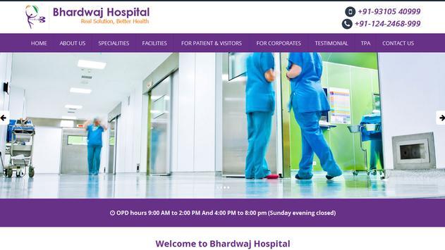 Bhardwaj Hospital screenshot 7
