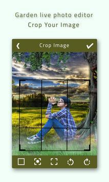 Live Garden Photo Editor : Cinamagraph Animation poster