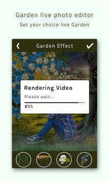 Live Garden Photo Editor : Cinamagraph Animation screenshot 2