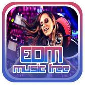 EDM Music Free icon