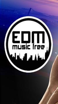EDM Music Free poster