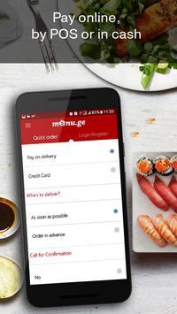 Menu.ge screenshot 4