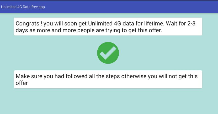 How To Get Unlimited Data On Android