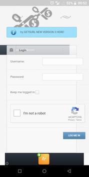 Getsurl - Paid URL Shortener screenshot 1