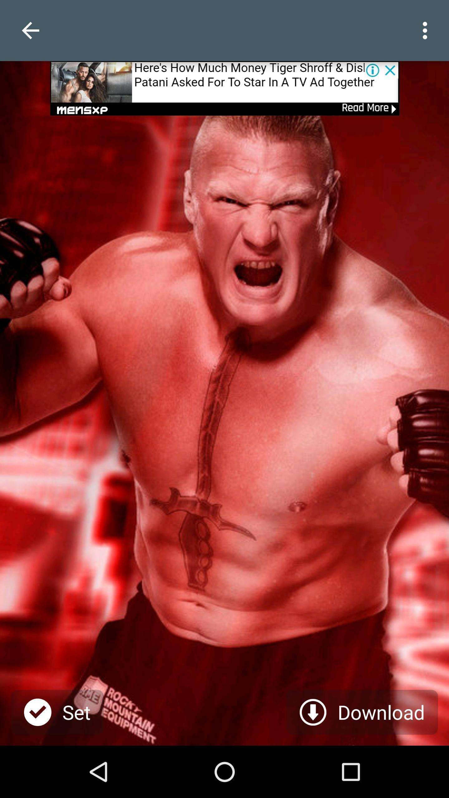 Brock Lesnar Hd Wallpapers For Android Apk Download