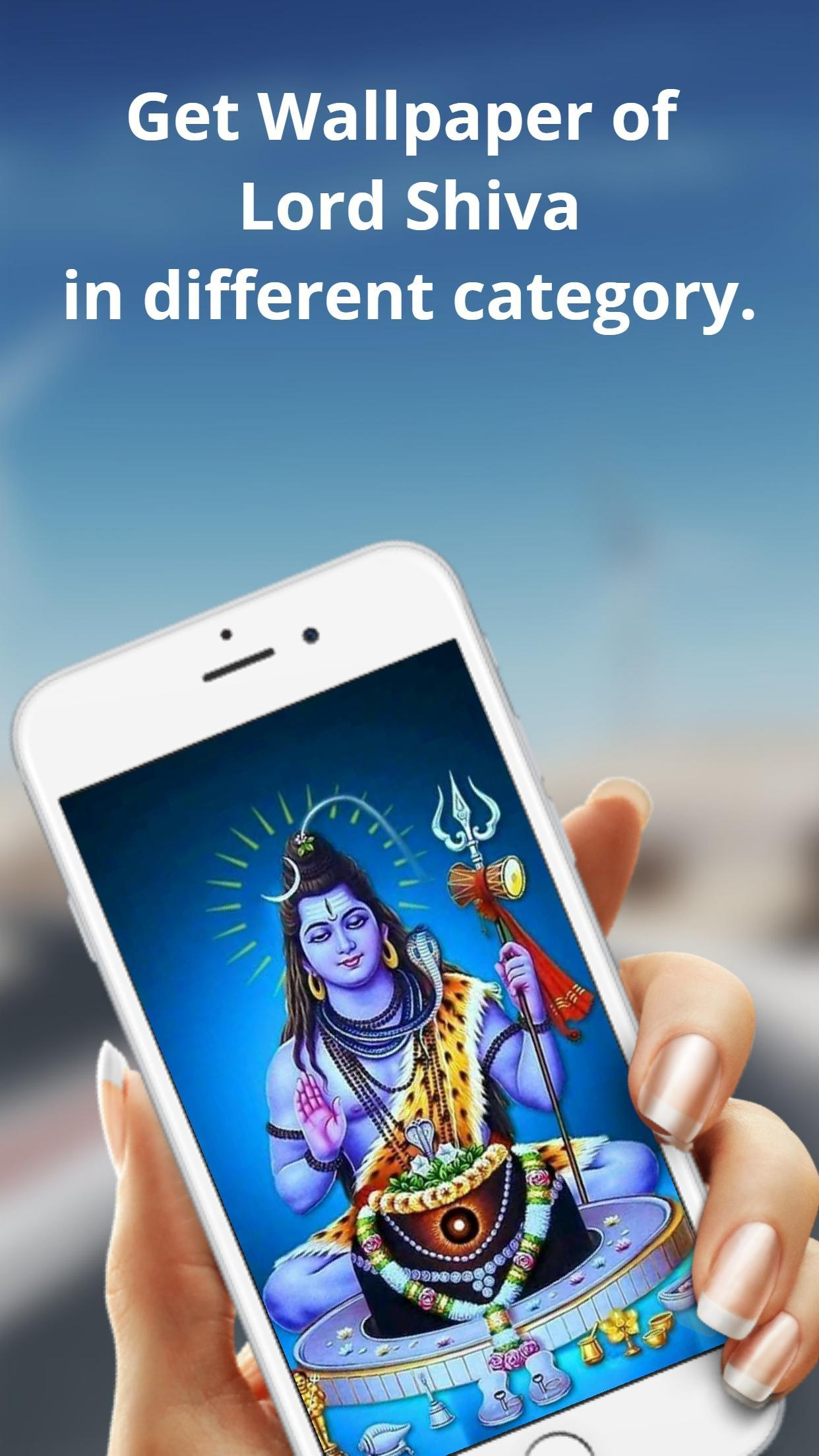 Lord Shiva Hd Wallpapers For Android Apk Download