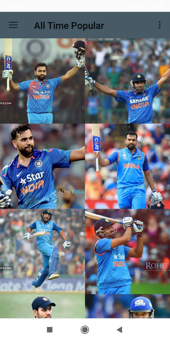 Rohit Sharma Hd Wallpapers For Android Apk Download