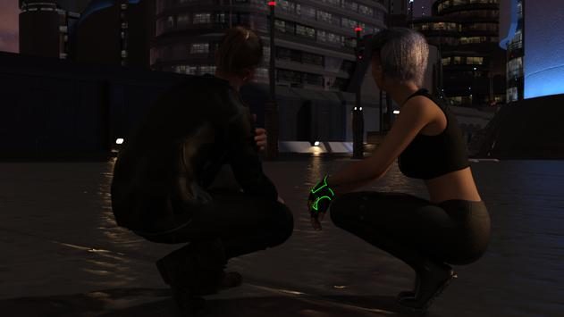 Projeto Cyberpunk imagem de tela 1