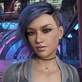 Nautilus 05: Serie Cyberpunk-icoon