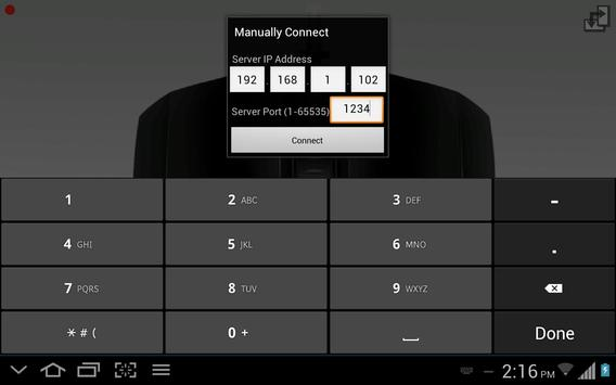 Accelerometer Mouse 截圖 6