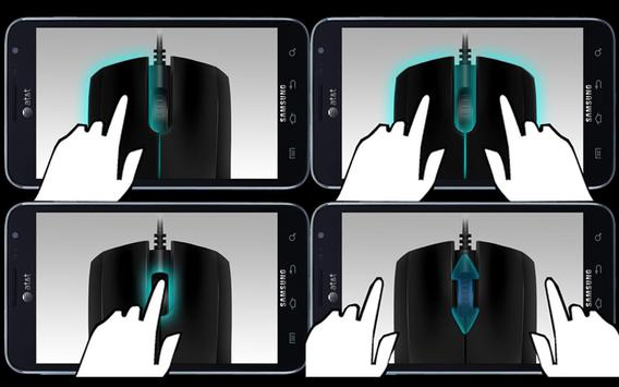Accelerometer Mouse 截圖 7