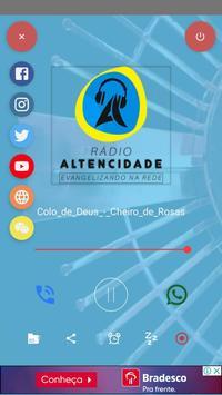 Rádio Altencidade poster