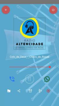 Rádio Altencidade screenshot 1