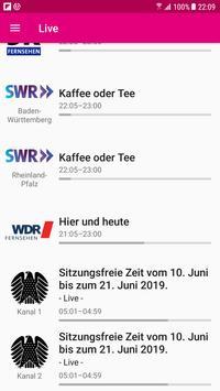 German tv live stream - Public broadcasting screenshot 2