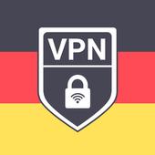 VPN Germany-icoon