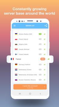 VPN Germany screenshot 3