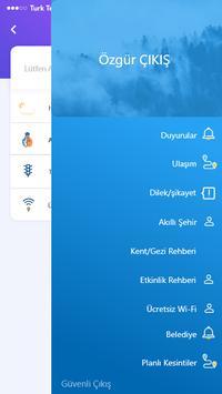 Antalya Akıllı Şehir poster