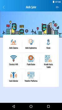 Akıllı Mobil Şehir screenshot 6