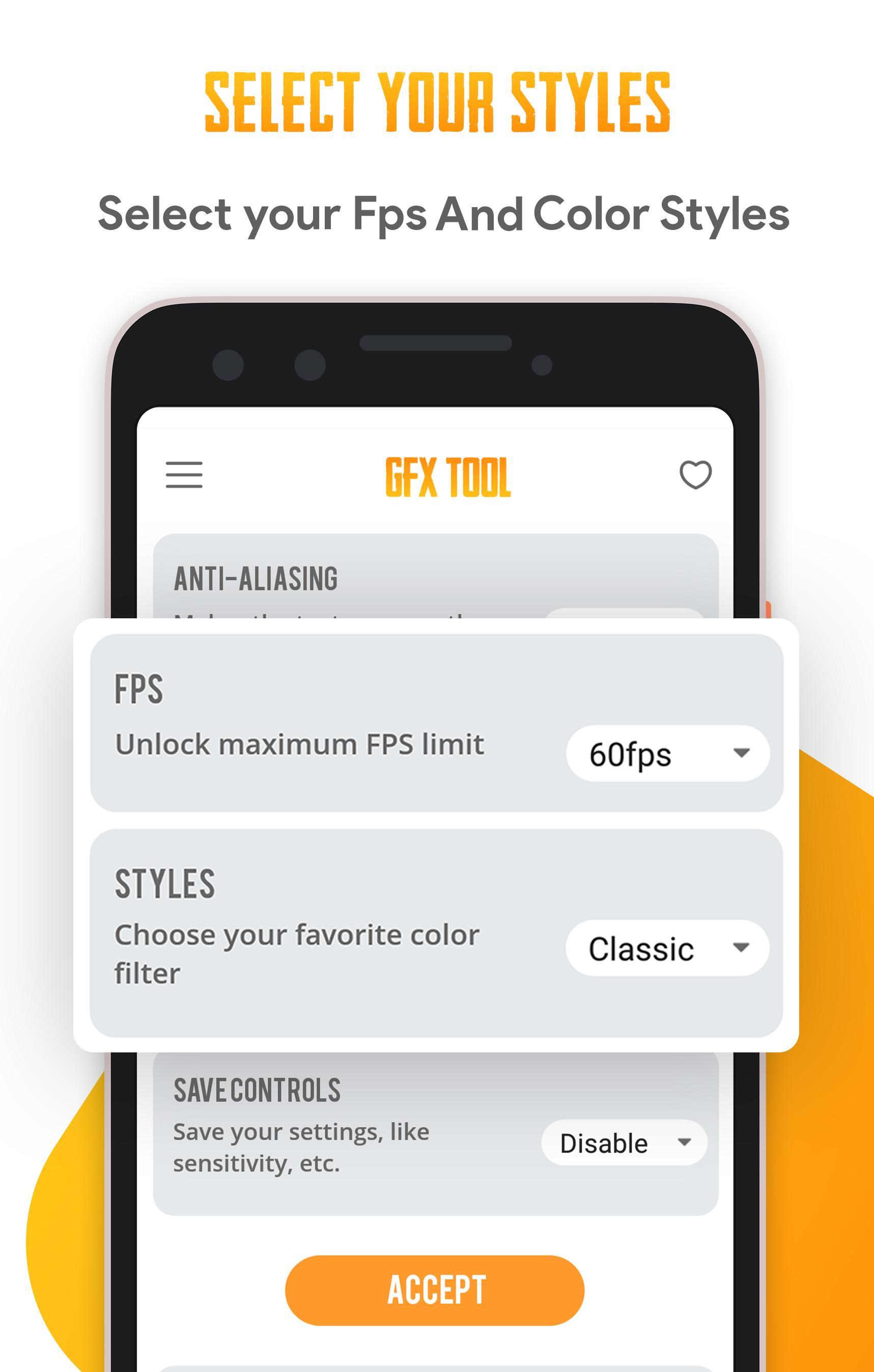 GFX Tool - No Ban & No Lags for Android - APK Download