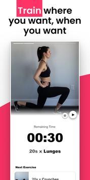 Home Club - Fitness & Workouts at Home imagem de tela 3
