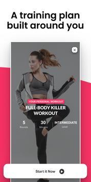 Home Club - Fitness & Workouts at Home imagem de tela 17