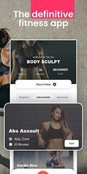 Home Club - Fitness & Workouts at Home imagem de tela 7