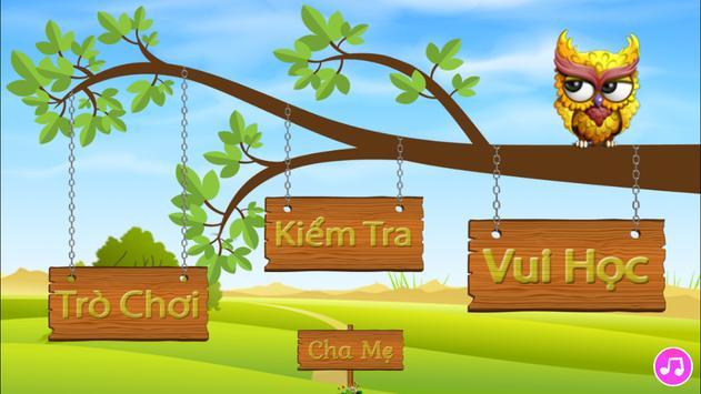 Be Vui Hoc: Tu Dien Hinh Anh - Day Cho Be Hoc Som screenshot 3