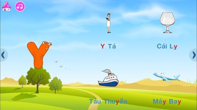 Be Vui Hoc: Tu Dien Hinh Anh - Day Cho Be Hoc Som screenshot 5