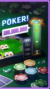 Poker City - Texas Holdem screenshot 1